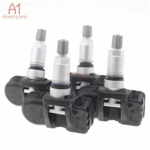 Us 4pcs Tpms Tire Pressure Monitor Sensor A0009057200q03 For Mercedes Benz Smart