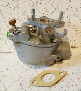 Ford Tractor Carburetor 600 620 630 640 650 700 B4nn9510a Eae9510d 134 Engine