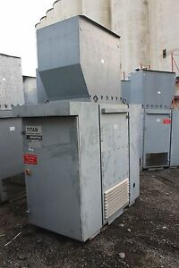 Simplex Titan Load Bank 200kw 150kvar Inductive Forced Air 10 000 Cfm