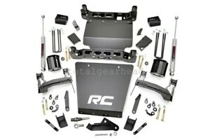 2014 2017 Chevrolet Gmc 1500 Pickup 4wd 5 Rough Country Lift Kit 291 20
