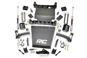 2014 2018 Chevrolet Gmc 1500 Pickup 4wd 5 Rough Country Lift Kit 291 20