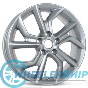 New 17 Alloy Wheel For Nissan Sentra 2013 2014 2015 Silver Sr Rim 62600