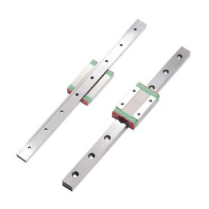 Linear Slide Mgn7mm 9mm 12mm 15mm Linear Rails Guide With Mini Carriage Block