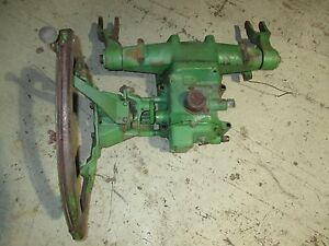 John Deere 1010 Utility Tractor 3 Point Hitch Rock Shaft