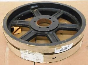 Martin Bushing Bore V belt Pulley 6 B 200 E 6 Grooves Od 20 35