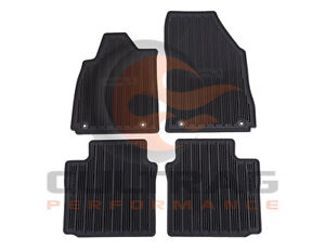 2014 2020 Impala Genuine Gm Front Rear All Weather Floor Mats 22759780