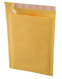 3600 3 8 5 X 14 5 Kraft Bubble Mailers Padded Envelopes Bags 8 5 x14 Mailer