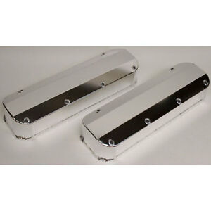 Prw 4046001 Aluminum Valve Covers Ford 429 460 Polished