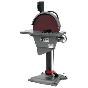 New Jet J 4421 2 20 Disc Sander 577010 Free Shipping