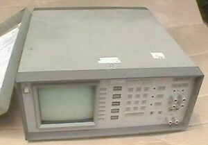 Agilent Hp 4945a Transmission Impairment Measurement Measuring Test Set Tims