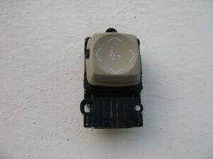 06 07 08 09 10 11 Cadillac Dts Rear Seat Left Driver Side Switch Oem 1