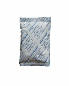 Dry packs 10gm Indicating Silica Gel Packet Pack Of 100