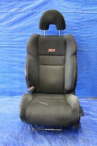 2009 09 Honda Civic Si Coupe 2dr Oem Lh Driver Front Seat Assy K20z3 Fg2 9181
