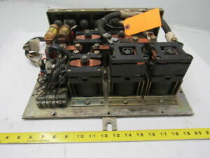 Ge Ic4482ctrb800ah214x0 Ev 1 36 48vdc Forklift Motor Control Scr Contact Board