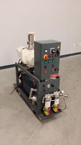 Alcatel Roots Vacuum Pumping System 150 600 Series