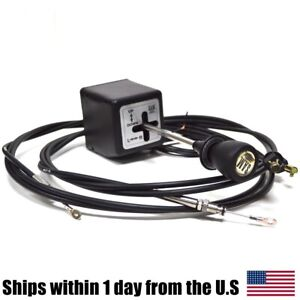 Snow Plow Joystick Controller W Cables A5795 For Fisher Snowplow