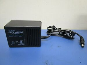 Lot Of 4 Tamura Class 2 Transformer 816a0001 14v 500ma Please See Pic