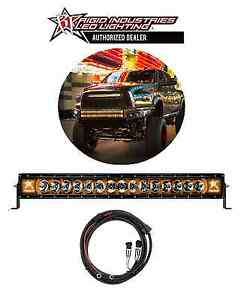 Rigid Industries Radiance 30 Amber Back Light 230043 Multi Trigger Harness