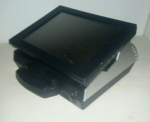 Toshiba Pos Terminal Touchscreen Credit Card Swpier For Retail Store St c10 n005