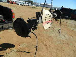 2001 2002 2003 2004 Toyota Sequoia 4 7l Rear Differential Rear End W Abs