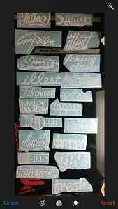 Jdm Mega Sticker Pack Stance Low Vinyl Decals 20 Stickers You Choose Color