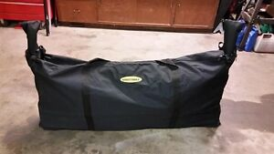 2007 2017 Jeep Wrangler Unlimited Soft Top And Windows Storage System Bag