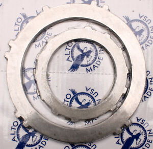 055753b Allison At540 At542 At543 At545 At1545 Steel Plate Clutch Kit