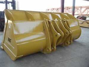 Sec Excavator Wheel Loader Bucket To Fit A Cat980f g h