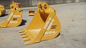 Sec Excavator Digging Bucket To Fit A 25 Ton cat325 Zx270 Jd270
