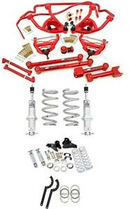 Umi 64 72 Chevelle Suspension Kit Sway Bar Control Arms Viking Coilovers