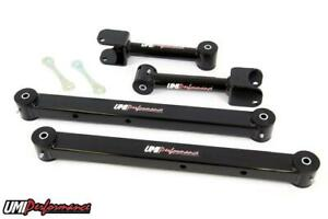 Umi 73 77 Gm A Body Rear Non Adjustable Upper Boxed Lower Control Arms