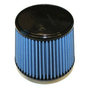 Injen X 1014 Universal Dry Air Filter 3 0 Inlet 6 Base 5 Tall 5 Top