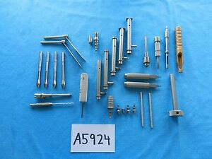 Stryker Zimmer Midas Rex Surgical Orthopedic Instruments