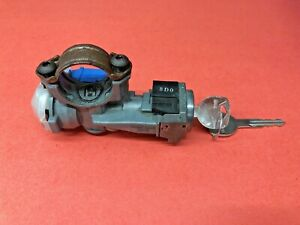 1994 1997 Honda Accord Ignition Lock Cylinder Assembly Switch 2 Keys Used Oem