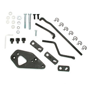Hurst 3733165 Install Kit Ford Falcon 1963 1964 1965 Factory 4 Speed Top Loader