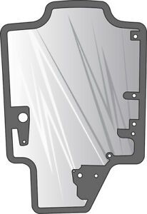 47405930 Front Windshield Glass For New Holland L213 Skid Steer Loaders