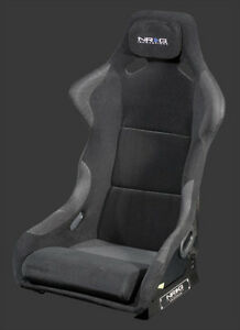 Nrg Innovations Fiber Glass Frp Sport Style Bucket Seat Large Frp 300