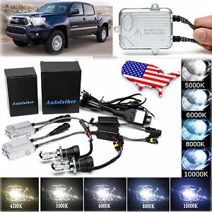 For Toyota Tacoma Hid Conversion Kit H4 Xenon Headlight Bulb Ballast All Colors
