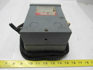 Square D 750sv1f Dry Type Transformer Single Phase 75kva Type S 240 480x120 240