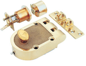 Mul t lock Single Cylinder Jimmy Proof Deadbolt Classic 006c Keyway