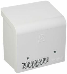 Reliance Controls Corporation Pbn30 30 Amp Nema 3r Power Inlet Box For Generator