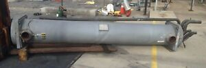 Heat Exchanger For 300 Ton Carrier Air Cooled Chiller Model 00psn800001001a
