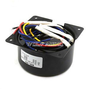 60va Sealed Toroid Transformer 110v 220v Out 0 15v 2 0 12v 2 For Choose