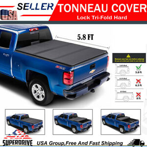 Premium Lock Roll Up Soft Tonneau Cover Fit 2004 2018 Ford F 150 5 5 Ft 66 Bed