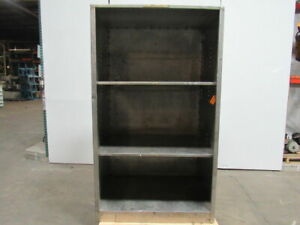 48 x36 x84 t Industrial Commercial Stainless Steel Shelf Cabinet