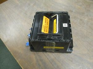 Usd Pullout Switch 15149 3 Class J Fuse 600v 30a Used