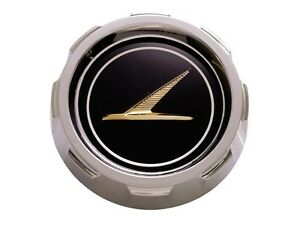 New 1964 1965 Ford Falcon Gas Cap Show Quality Chrome Twist On With Logo