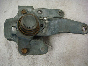 1965 68 Ford Mustang 4 Speed T 10 Toploader Shifter Body Factory Original