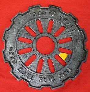 Corn Seed Plate For Cb q 1 7 Horse Mule Drawn Planter Early Ih Mccormick