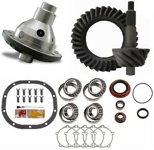 Ford 9 3 70 Usa Ring And Pinion 31 Spline Duragrip Posi Lsd Gear Pkg